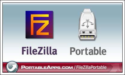 filzilla FTP da viaggio con FileZilla Portable