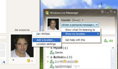 mess81 Windows Live Messenger 8.1 Beta per BetaTester e Non