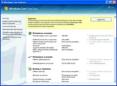 it-it_ss_onecare2 Windows Live OneCare Beta in italiano