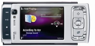 nokia_n95_1 Nokia N95, non chiamatelo cellulare