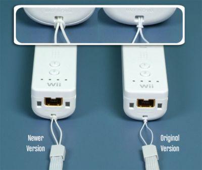 laccettonintendowii Nintendo sostituisce il laccetto dei controller della Wii