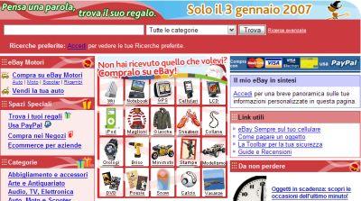 ebayregalo 88mila Regali non graditi Rivenduti su eBay