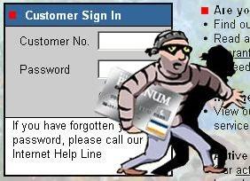 phishing2 Frodi OnLine in Aumento. il Phishing la più diffusa