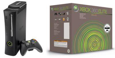 xbox-360-elite Microsoft come Sony combatte Nintendo Tagliando i Prezzi