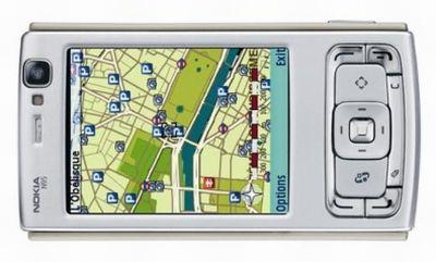nokia-n95-mappe-costo Le Tariffe per Navigare con il Nokia N95