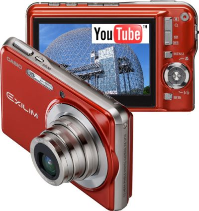 casio-exilims-880-lg-youtube-video-formato Videocamere Casio fatte su misura per YouTube