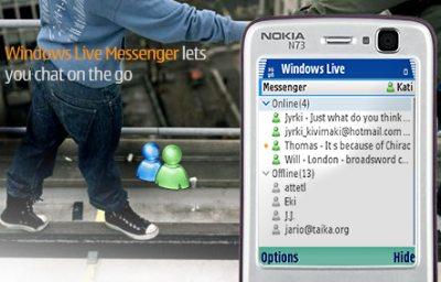 windows-live-messenger-nokia-n73-n95-n80 I servizi Windows Live sui telefoni Nokia