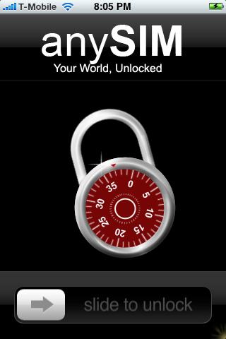 anysim iPhone Sbloccato Facilmente con anySIM