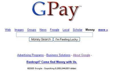 google-gpay-pagamenti-via-sms Google brevetta Gpay, Pagare con gli SMS