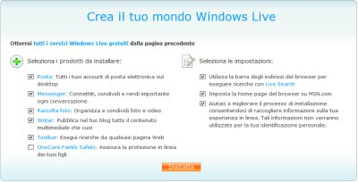 windows-live-scarica-installa Nuova Suite Windows Live. Nuovo Messenger 8.5