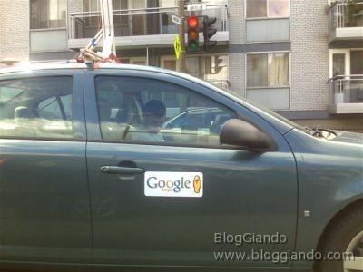 avvistata-auto-google-street-view-italia Avvistata lAuto di Google Street View in Italia
