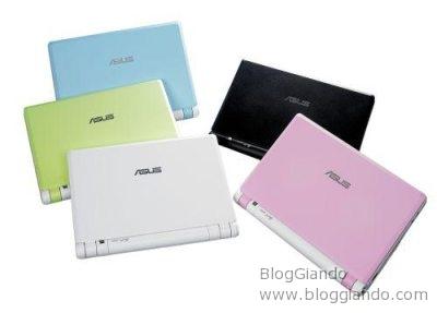 eeepc-p701-nuove-colorazioni Nuovi colori per il famoso EeePC di Asus
