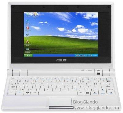 meta-maggio-italia-eee-pc-windows-xp A metà Maggio arriverà in Italia lEee PC con Windows XP