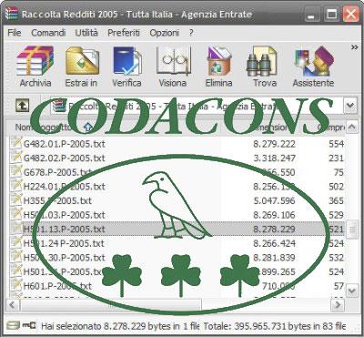 codacons-redditi-2005-internet-risarcimento-oscuramento-siti Codacons e i Redditi su Internet: Risarcimento e Oscuramento Siti