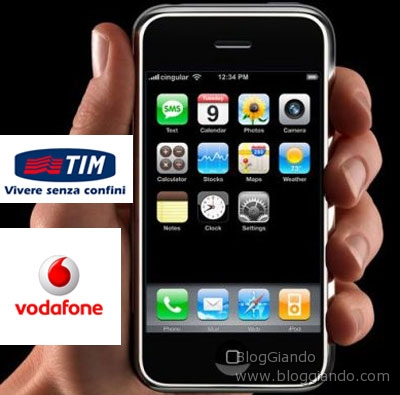 iphone-italia-tim-anche-vodafone iPhone in Italia con TIM e anche con Vodafone