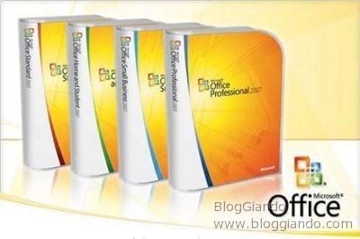 Microsoft Office 2007 con il nuovo Service Pack 2 supporterà i formati ODF, PDF e XPS