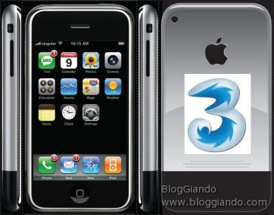 iphone-3g-a-settembre-con-3-italia iPhone 3G a settembre con 3 Italia