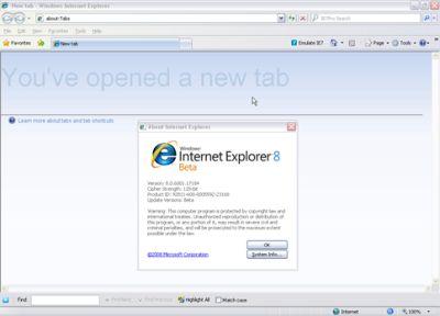 disponibile-la-beta-2-di-internet-explorer-8-in-italiano Disponibile la beta 2 di Internet Explorer 8 in Italiano
