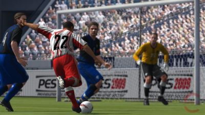 pro-evolution-soccer-2009-avra-la-champions-league Pro Evolution Soccer 2009 avrà la Champions League