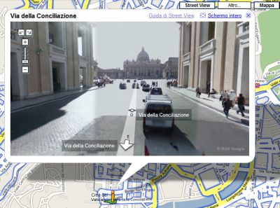 anche-in-italia-google-maps-street-view Anche in Italia Google Maps Street View