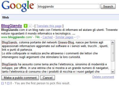 ricerche-personlizzate-con-google-searchwiki Ricerche personlizzate con Google SearchWiki