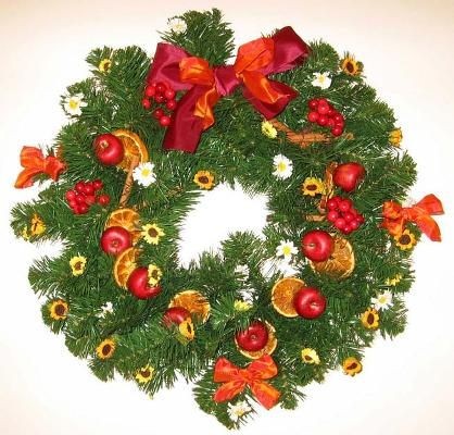 ghirlanda-natale1 Auguri di Buon Natale!!!