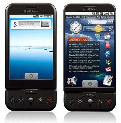 in-arrivo-la-seconda-versione-del-google-phone-t-mobile-g2 In arrivo la seconda versione del Google Phone: T-Mobile G2