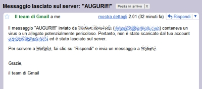 gmail-messaggio-lasciato-sul-server-auguri-leggere-la-posta-di-windows-live-hotmail-sul-tuo-account-gmail Leggere la Posta di Windows Live Hotmail con Google Gmail