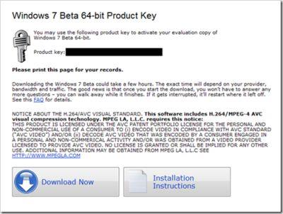 ottenere-una-chiave-valida-per-la-beta-di-windows-7 Ottenere una chiave valida per la beta di Windows 7