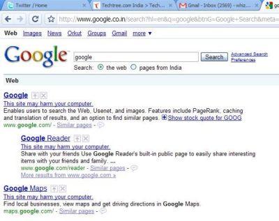 anche-google-sbaglia-tutti-i-siti-potenzialmente-nocivi Anche Google sbaglia: Tutti i siti potenzialmente nocivi