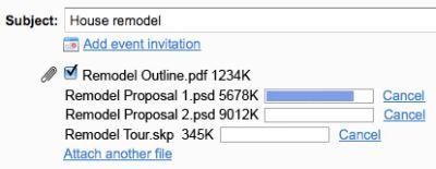 novita-da-gmail-allegare-piu-file-alla-volta-e-barra-di-progresso Novità da Gmail: allegare più file alla volta e barra di progresso