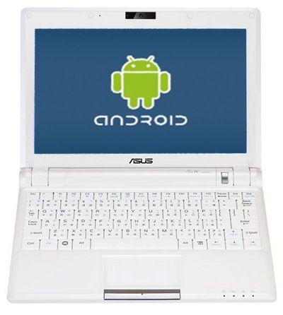 google-android-potrebbe-arrivare-sui-netbook-asus-ci-prova Google Android potrebbe arrivare sui netbook: Asus ci prova