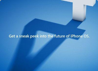 Apple iPhone 4.0 OS domani l'anteprima
