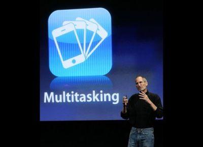 Apple presenta in anteprima iPhone OS 4, tra le principale novità il Multitasking per le applicazioni di terze parti