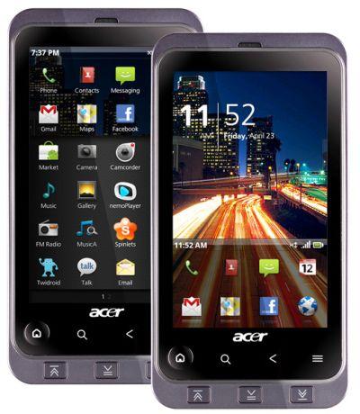 Nuovo Acer Stream la video recensione