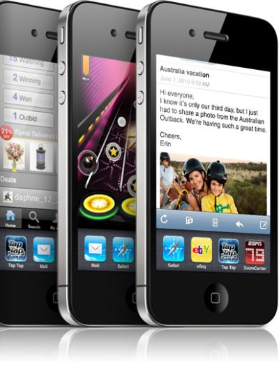iPhone 4 in Italia dal prossimo venerdì con prezzi da €659